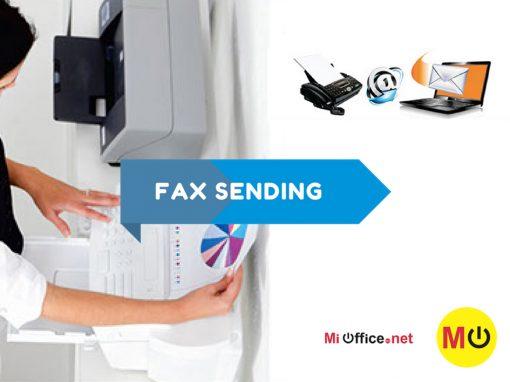 Fax Sending