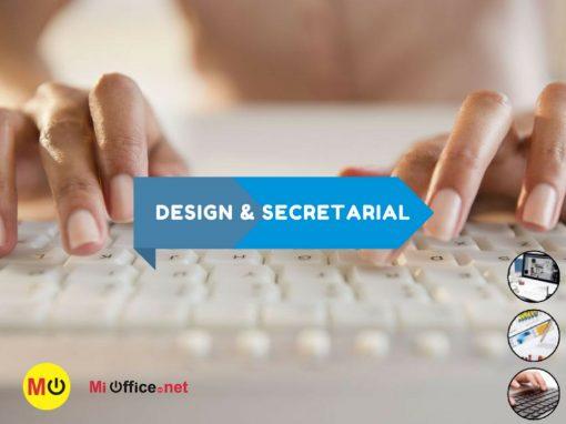 Design & Secretarial